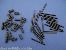 Inline Mould Inserts for Carp Fishing Lead Weights Leads Rubber or Plastic Tubes Mix of Both 500