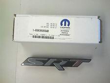Dodge Charger Challenger SRT Grille Emblem OEM 5030355AB Mopar