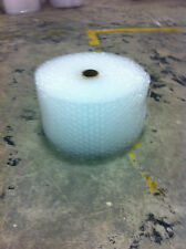 "WP 5/16"" x 12"" Medium Bubbles Perforated 200 ft bubble + Wrap Padding Roll"