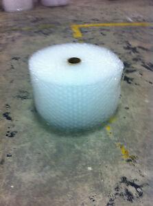 "WP 5/16"" x 12"" Medium Bubble Cushioning Wrap Padding Roll 400 Ft Perf 12"""