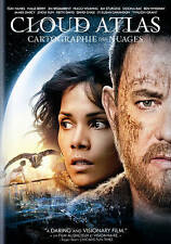 Cloud Atlas (DVD, 2013, Canadian)