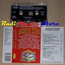 MC CANZONCINE CELEBRI viva la pappa col pomodoro 1993 italy JOKER cd lp dvd vhs