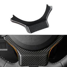 Carbon Fiber Steering Wheel Trim Cover for Lexus RC GS-F IS NX200T 300h CT200h