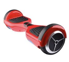Red Bluetooth scooter