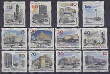 GERMANY MNH STAMP DEUTSCHE BUNDESPOST BERLIN 1965 NEW CONSTRUCTION  SG B265 -76