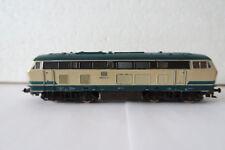 Roco HO/DC 4151 Diesel Lok ozeanblau BR 215 033-2 DB (AA/665-20C1/10)