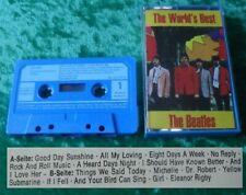 MC The Beatles - The World's Best - Musikkassette Cassette