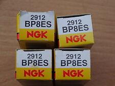 4x Ngk Bujías BP8ES 2912 NUEVO