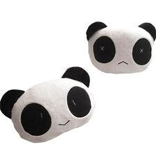 New 1pcs Panda Cartoon Car Headrest Neck Guard Head Pillow Car Automotive Pillow