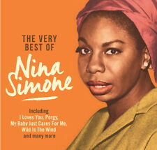 CD VERY BEST OF NINA SIMONE I LOVES YOU PORGY MY BABY JUST CARES FOR ME etc