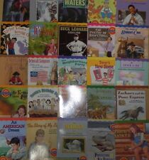 Houghton Mifflin Leveled Readers 5th Grade Level 5 Language Support 25 Books