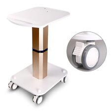 ABS Salon Rolling Cart Styling Pedestal Beauty Salon Furniture Spa Trolley Salon