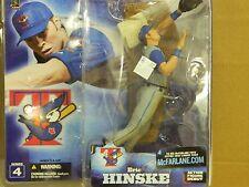 McFarlane Toys ERIC HINSKE Toronto Blue Jays Action Figure 3rd Base # 11 Mint *