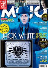MOJO,Jack White,Elbow,Jimmy Page,The Slits,LED ZEPPELIN,Morrissey,SEAN LENNON,CD