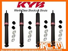 FORD RANGER 04/2009-09/2011 FRONT & REAR KYB SHOCK ABSORBERS