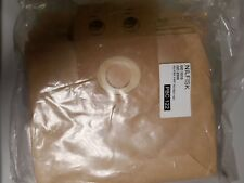 10 Nilfisk GD1010 GD2000 hoover bags brand new sealed