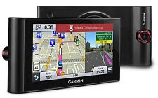"Garmin NuviCam LMTHD 6"" GPS w/ Built-In Dash Cam + Lifetime Maps & HD Traffic"