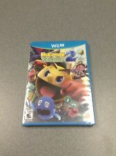Pac-Man and the Ghostly Adventures 2 (Nintendo Wii U, 2014)  NEW