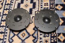 """Matching pair of Seas H253 FF Ferrofluid Tweeters 1"""", Norway - Boston Acou. A200"""