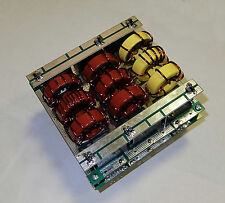 LPF low pass filter 1600W CW 1.8-54 MHz for LDMOS MOSFET amplifier BLF188XR BLF