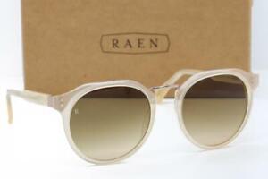 RAEN Remmy Alchemy Sunglasses Belini/Sunrise Gold frame / Bronze Gradient lens