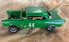 Used Vintage Custom-Made 57 Chevy 1/32 Scale Slot Car