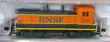 N Scale Walthers  N - SW1200  BNSF Railroad  #3515  DC  929-5014
