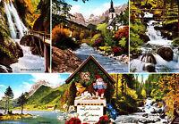 Zauberwald , Hintersee , Ramsau , Ansichtskarte, ungelaufen