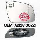 lado derecho ancho ANGEL Calentado & Base Espejo cristal para MERCEDES CLASE C