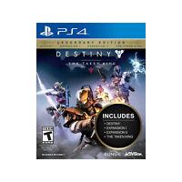 Destiny: The Taken King -- Legendary Edition (Sony PlayStation 4, 2015)