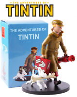 The Adventures of Tintin Figura Tintin and Milou Coleccionable Figure In Box