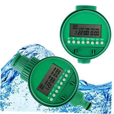 Home Water Timer Garden Irrigation Timer Controller Set Water Programs LOGH