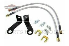 WILWOOD 220-9111 Flexline Kit Front 2005-08 Ford Mustang w/ SL4 or SL6 Caliper