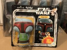 2018 SDCC Hallmark Star Wars Itty Bittys Boba Fett Exclusive IN STOCK