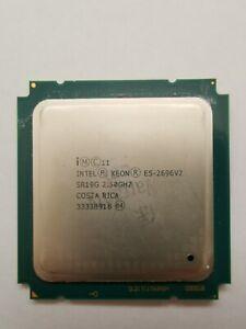Intel Xeon E5-2696 v2 12 Core 24 Thread 2.5GHz SR19G CPU Processor