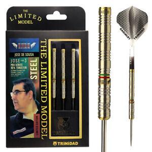 Trinidad Jose De Sousa Type 3 Limited Edition Pro 90% Tungsten 22g Darts Set
