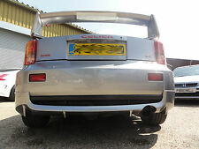Celica 99-05 Gen 7 rear TRD style Valance Lip in fibreglass, NOT boot spoiler