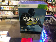 Call of Duty: Ghosts -- Hardened Edition (Microsoft Xbox 360, 2013) CIB Tested!!