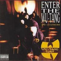 Wu-Tang Clan : Enter the Wu-Tang (36 Chambers) CD (1999) ***NEW*** Amazing Value