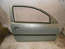 Beifahrertür Tür Opel Corsa C 3-Türer vorn rechts Z388