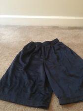 Champion Boys Athletic Lined Shorts Sz L 10-12 Clothes Blue