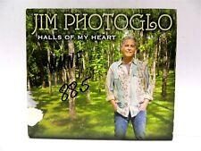 Jim Photoglo ♫ Halls Of My Heart ♫ INDIE ♫ Digipak RARE CD