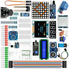For Arduino Kit Equipment Nano V3.0 2560 Starter 85pcs Electrical Supplies