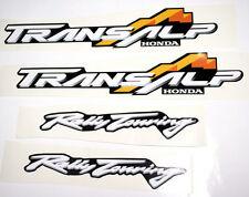 Adesivi Honda Transalp 2001nera -adesivi/adhesives/stickers/decal