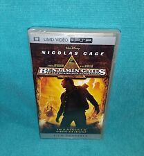 National Treasure (PSP UMD,2005) Disney,Nicolas Cage,NEW SEALED,ENGLISH/FRENCH