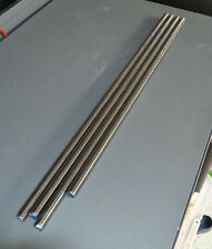 """Stainless Steel Threaded Rods, 3/4"""" 10 tpi, lot of 4"""