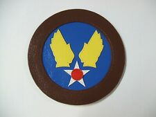 WWII WW2 USAAF Army Air Forces Leather A2 Flight Jacket Shoulder Patch