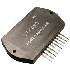 STK080 Hybrid-Verstärker 30 Watt an 8 Ohm max.± 39 Volt STK-080
