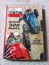 recueil reliure journal tintin belge 21 (1953) couv jean GRATON