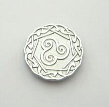 ENTRELACS  SATIN  (badge pin's)